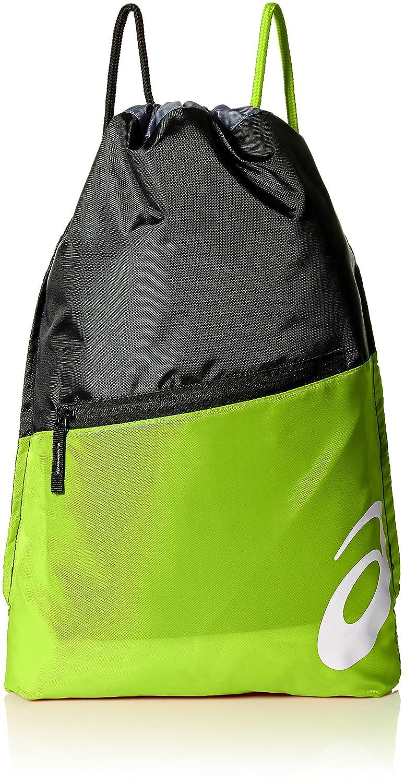 ASICS Tm Cinch Ii Bag, Black/Black, One Size ASICS Sports Apparel ZR3177