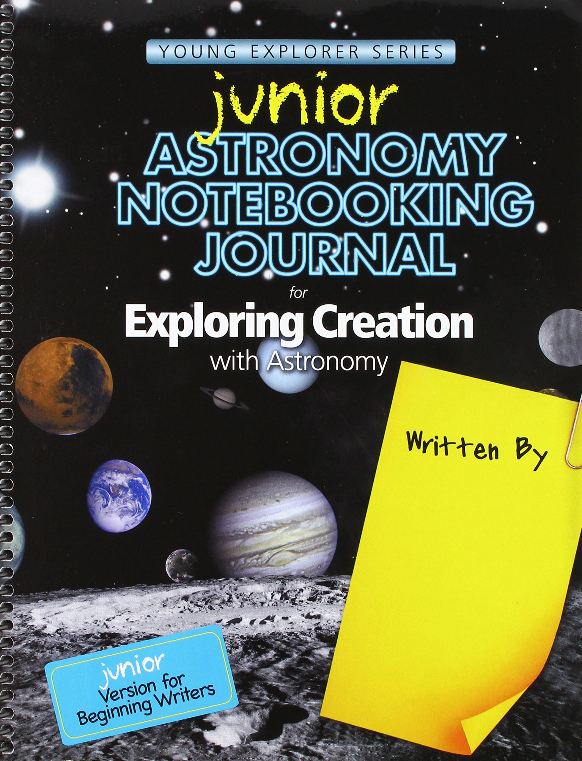 Junior Astronomy Notebooking Journal for Exploring Creation with ...