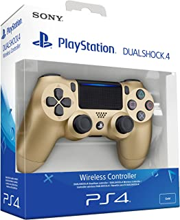 Sony DualShock 4 v2 Gamepad PlayStation 4 Negro, Acero inoxidable - Volante/mando (Gamepad, PlayStation 4, Analógico/Digital, D-pad, Hogar, Share, Inalámbrico y alámbrico, Bluetooth/USB): Amazon.es: Videojuegos