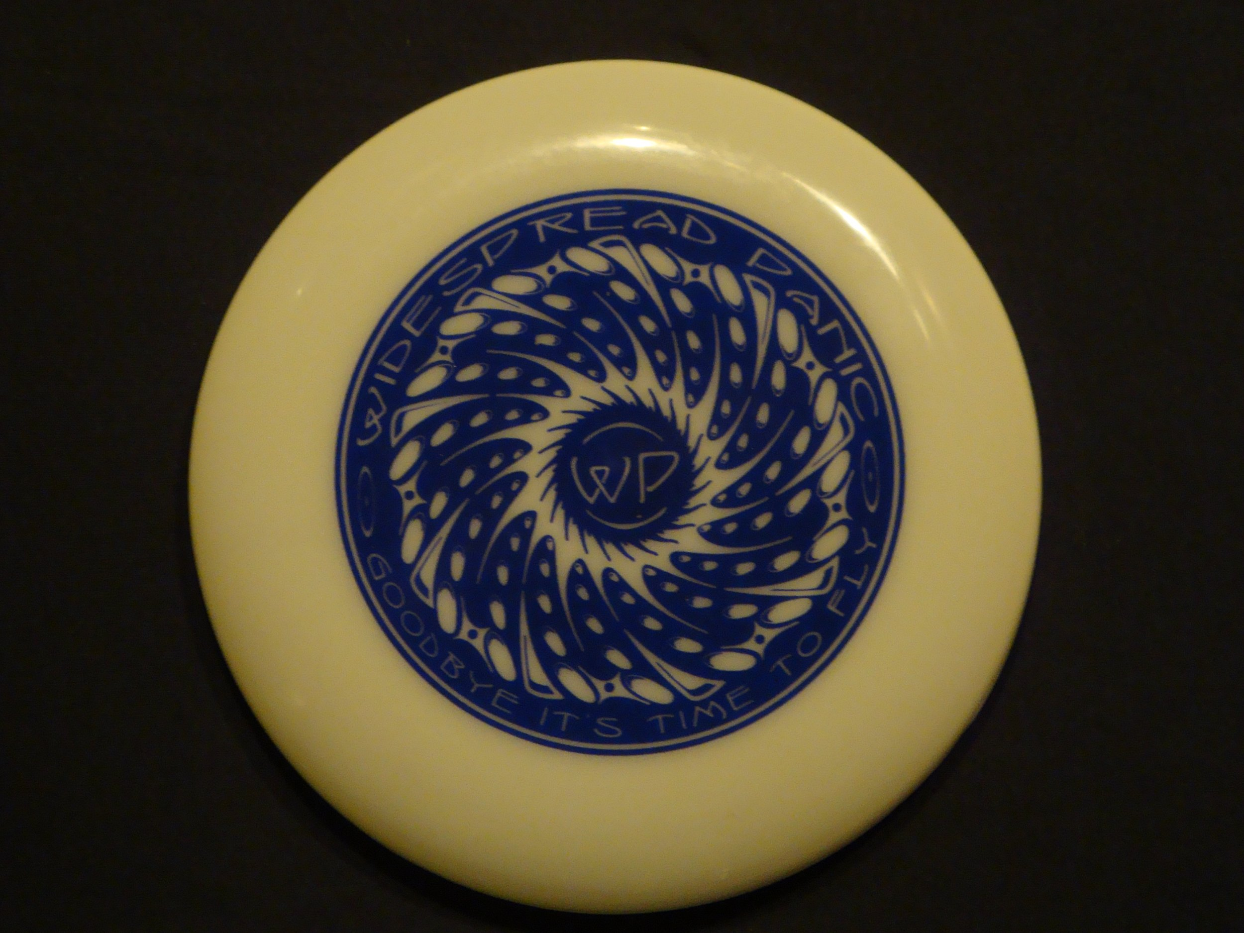 Widespread Panic 175gm Ultimate Glow Frisbee