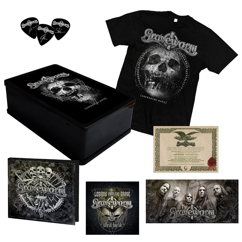 Ascending Hate (Lim.Fanbox+Shirt Gr.Xl) - Graveworm: Amazon.de: Musik
