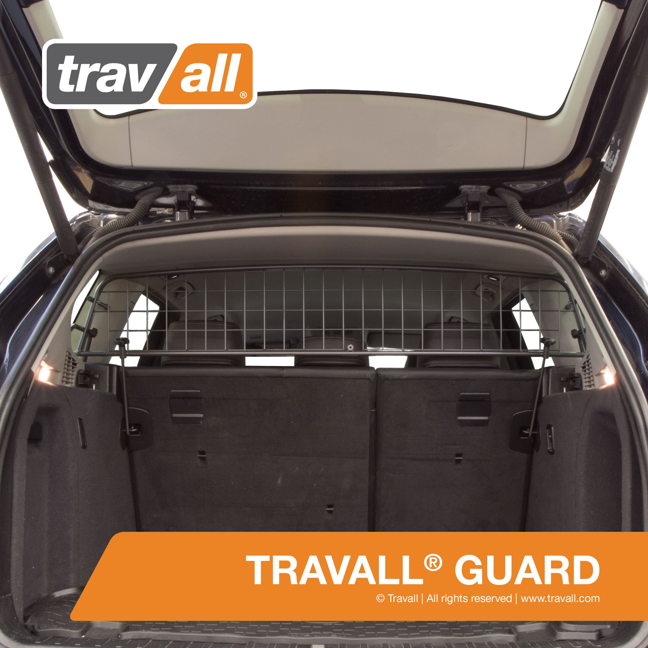 BMW X3 Pet Barrier (2010-Current) - Original Travall Guard TDG1315