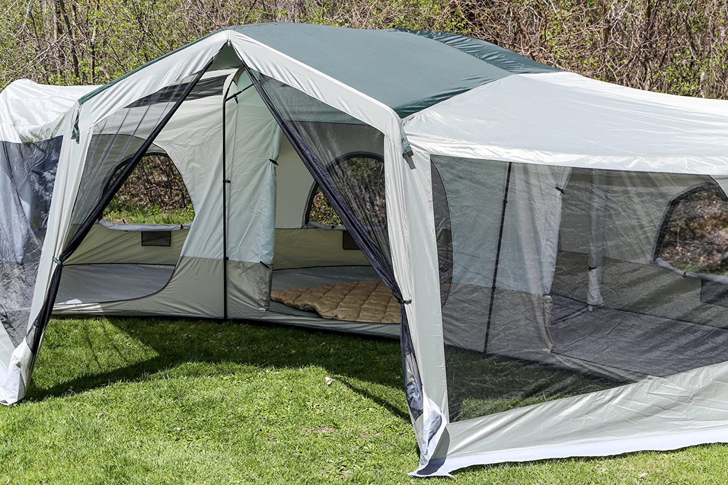 7 Best Tents With A Screen Porch Or Room Sleeping With Air