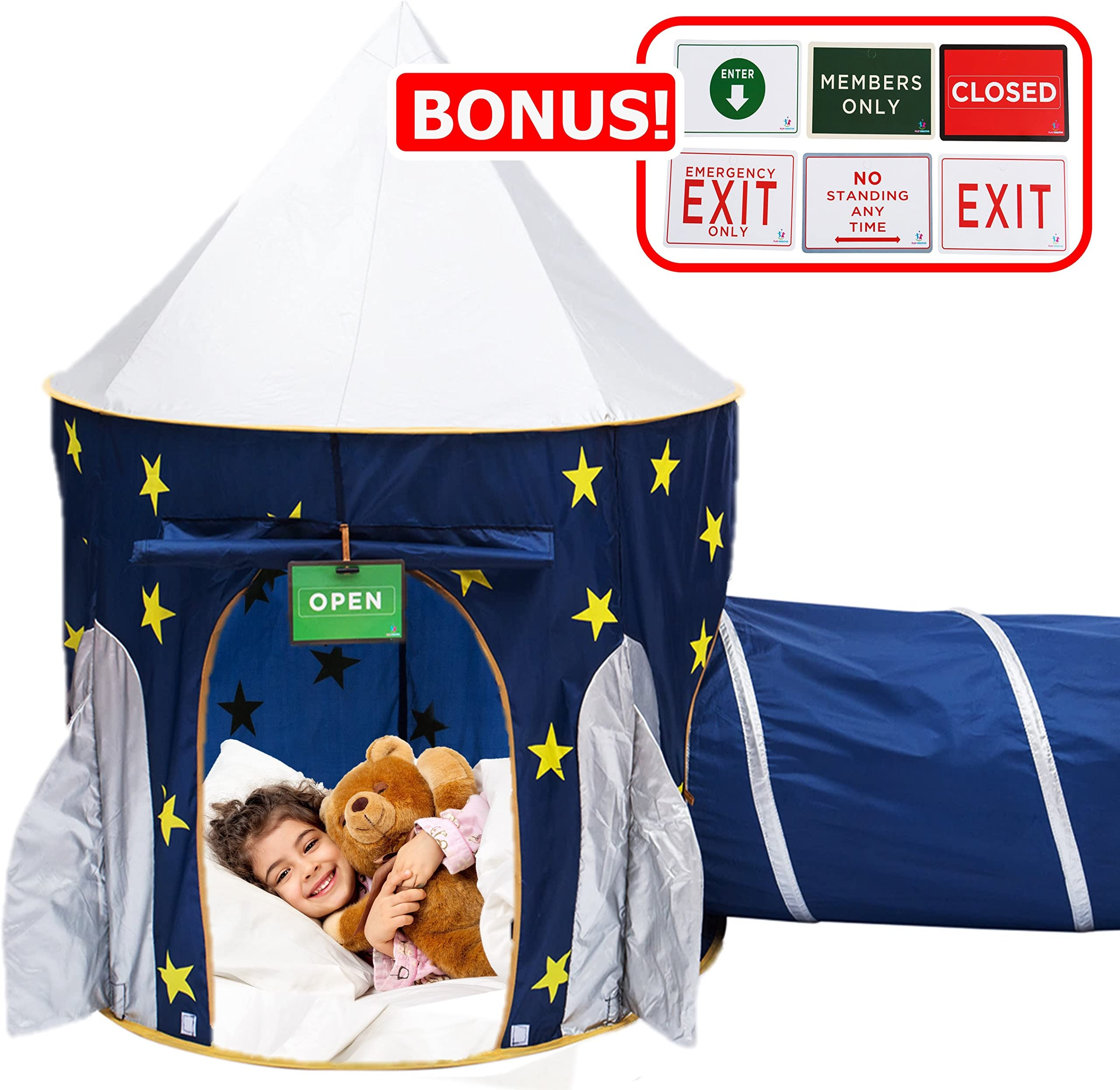 Play ...  sc 1 st  Amazon.com & Amazon.com: Play Tents u0026 Tunnels: Toys u0026 Games: Play Tents Play ...