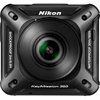 Filmadora Nikon KeyMission 360 4K Action Camera