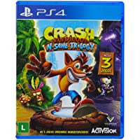 Crash Bandicoot N'Sane Trilogy - Padrão - PlayStation 4