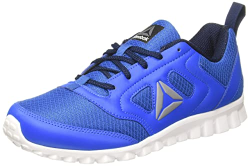 a4c521bec Reebok Boy s Run Stromer Kids Sports Shoes  Buy Online at Low Prices ...