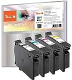 Peach Spar Pack Tintenpatronen kompatibel zu Epson T0715, T0711, T0712, T0713, T0714