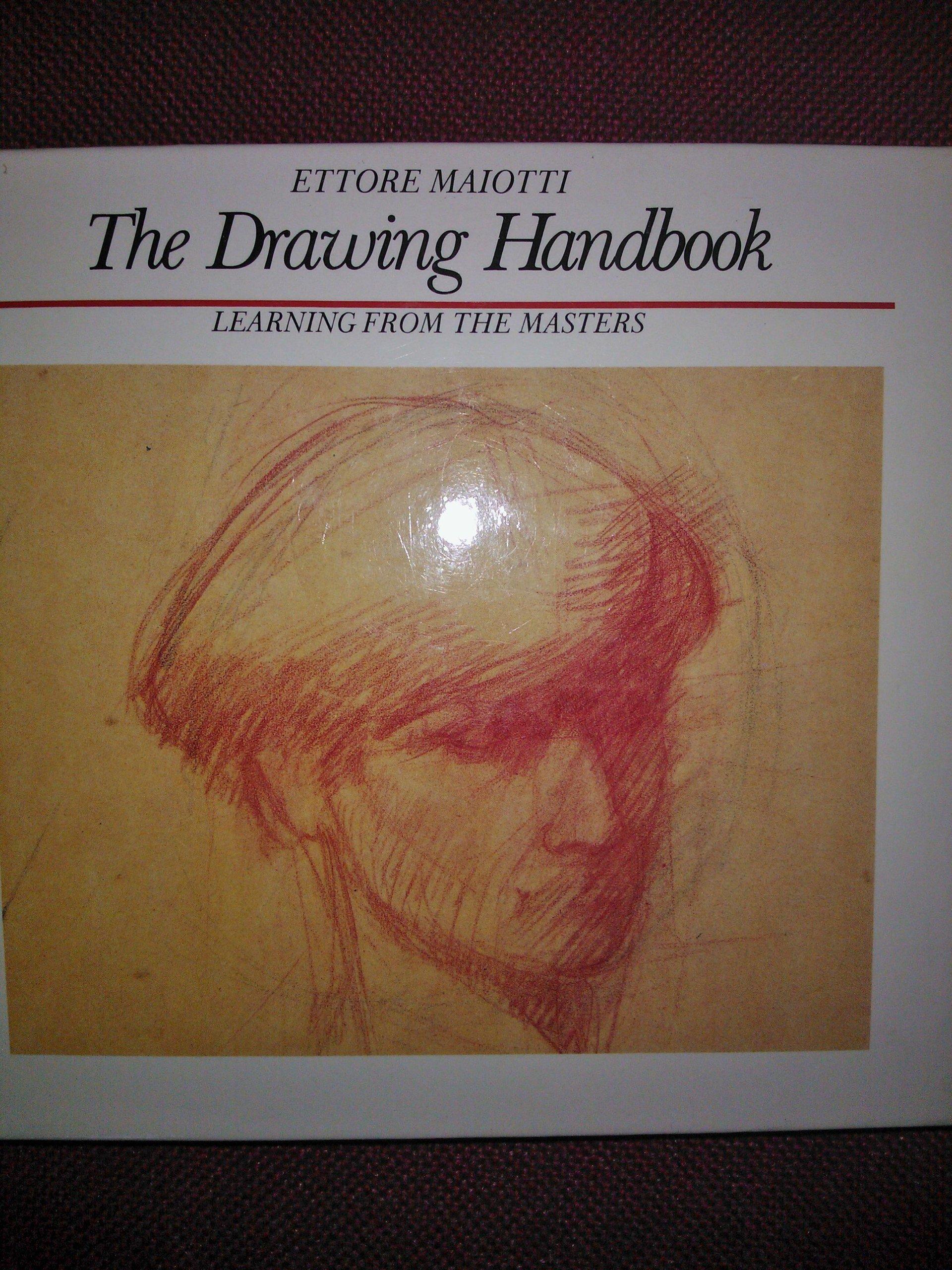 Pencil Handbook Cartonato – 16 ott 1991 Ettore Maiotti Aurum Press 1854100696 VIN1854100696