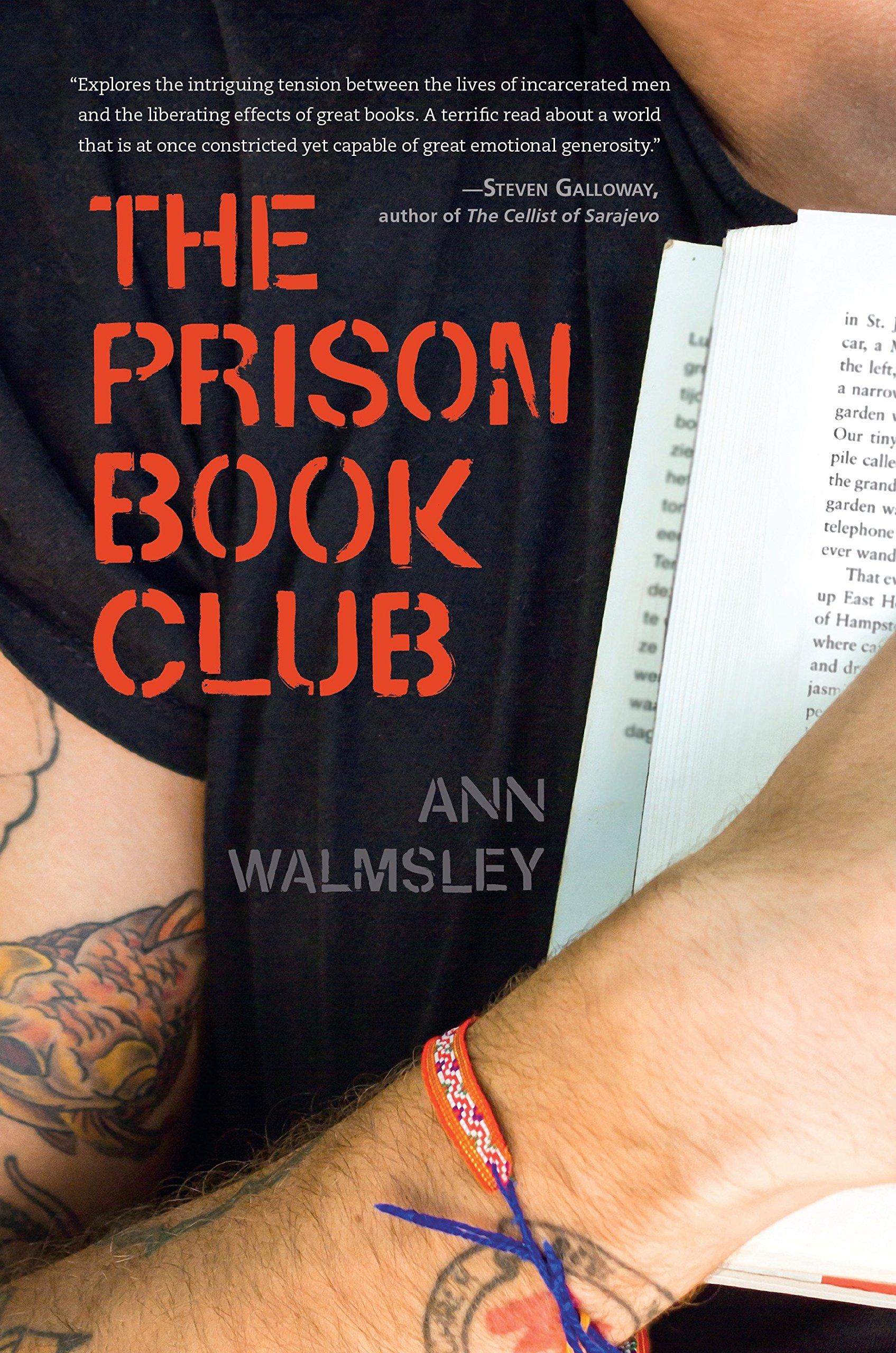 Download The Prison Book Club pdf