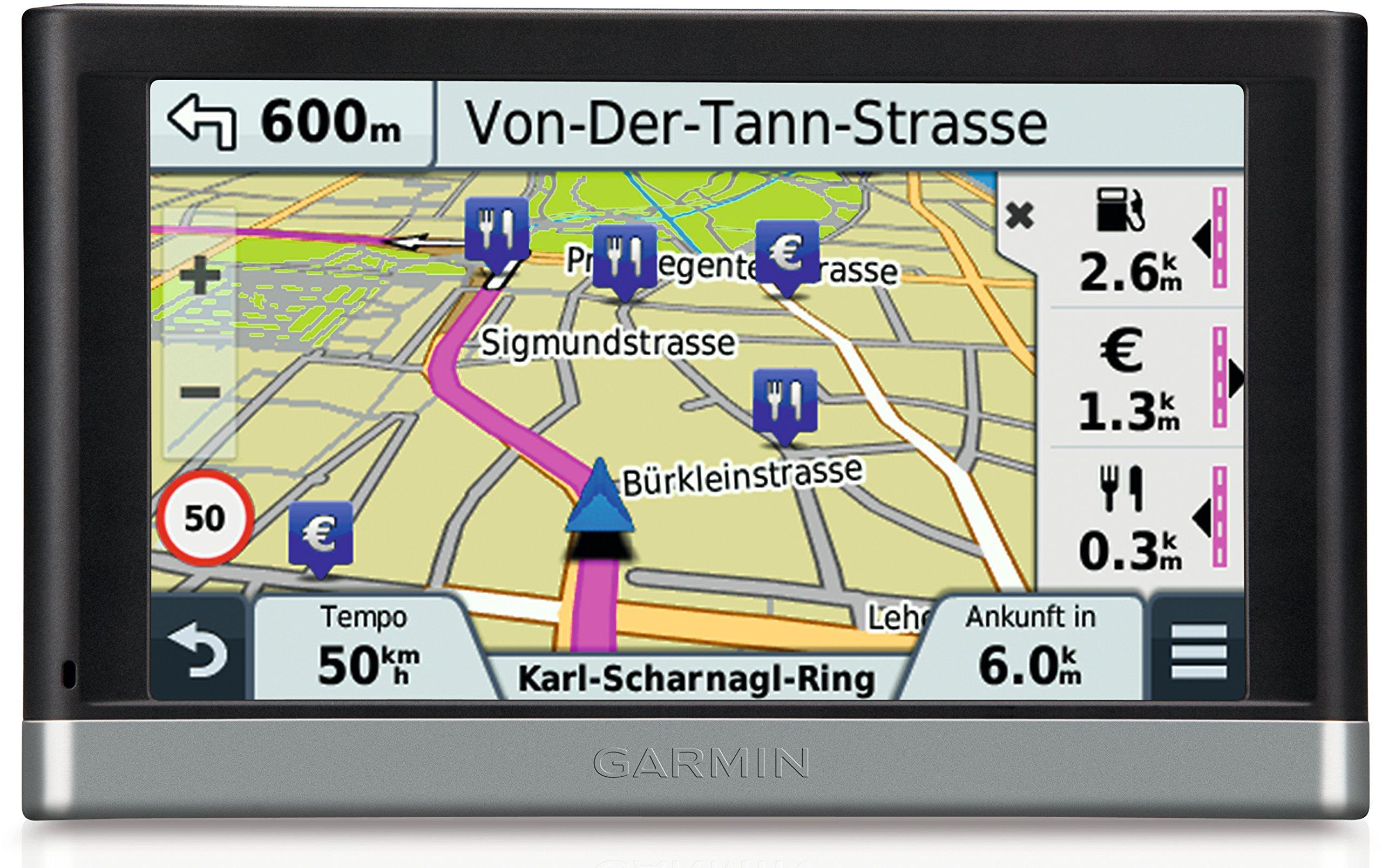 Garmin Nüvi 2597LMT - GPS para coches de 5