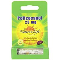 Nature's Life Policosanol Tablets, 23 Mg, 60 Count