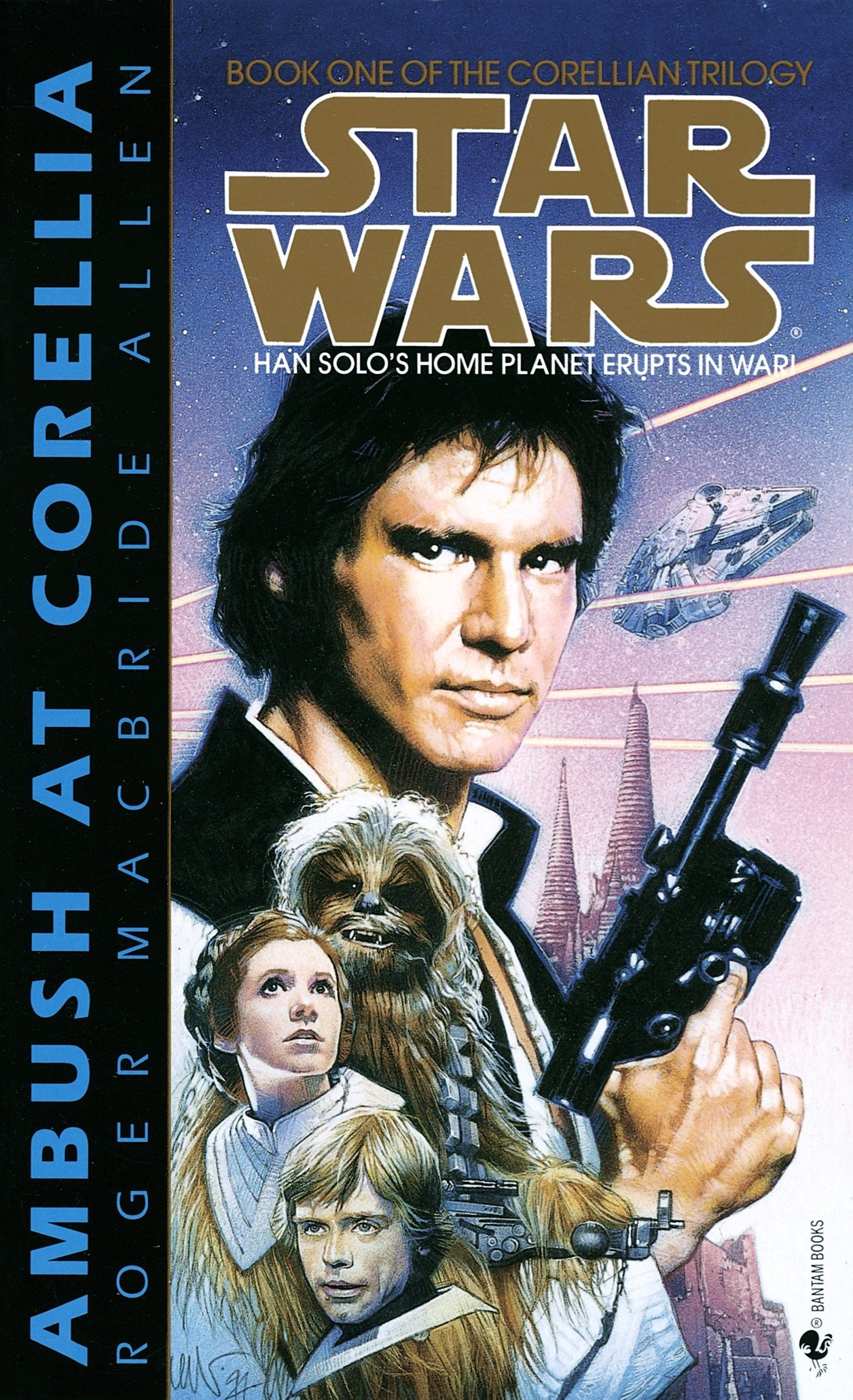 Star Wars Legends Ambush at Corellia The Corellian Trilogy