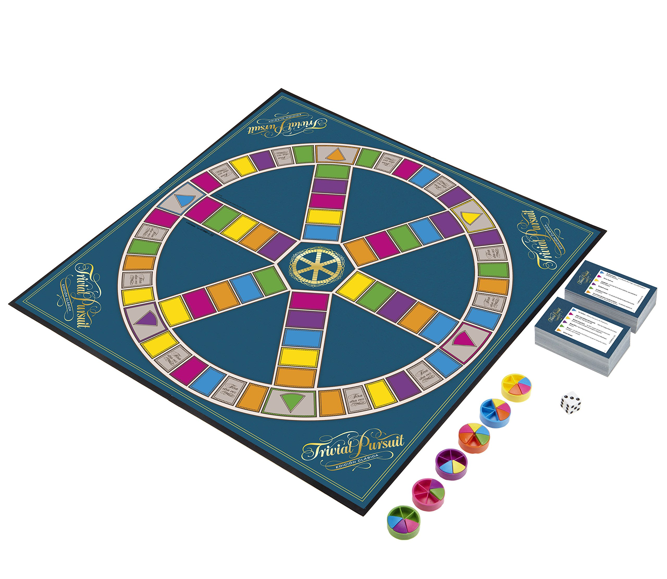 Comprar Hasbro Gaming Trivial Pursuit (Versión Española) (C1940105)