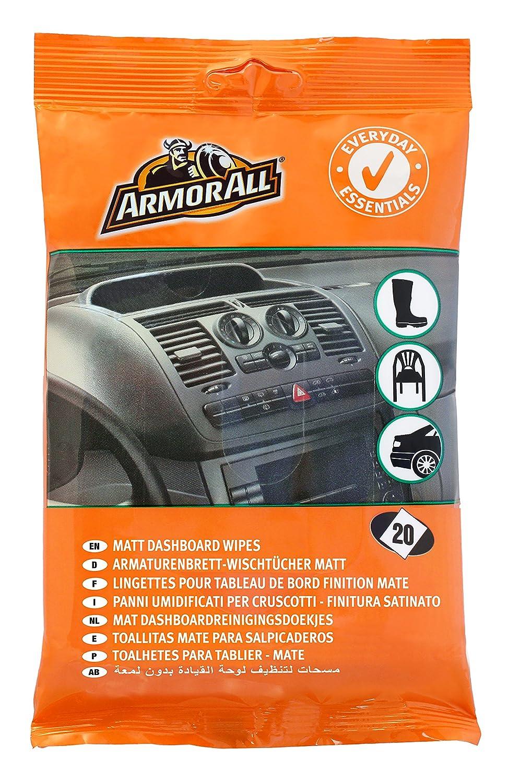 Armor All GAA56020ML1 Essentials - Toallitas para salpicadero: Amazon.es: Coche y moto