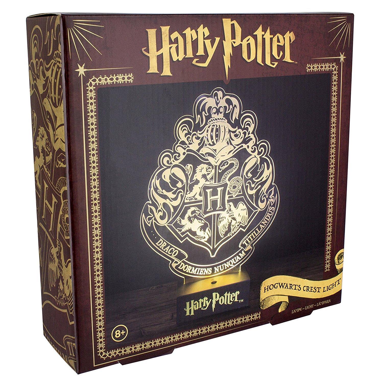 Paladone Harry Potter Hogwarts Crest Light
