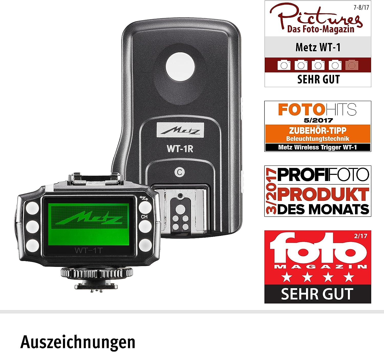 Metz Wireless Trigger WT-1 Kit Canon