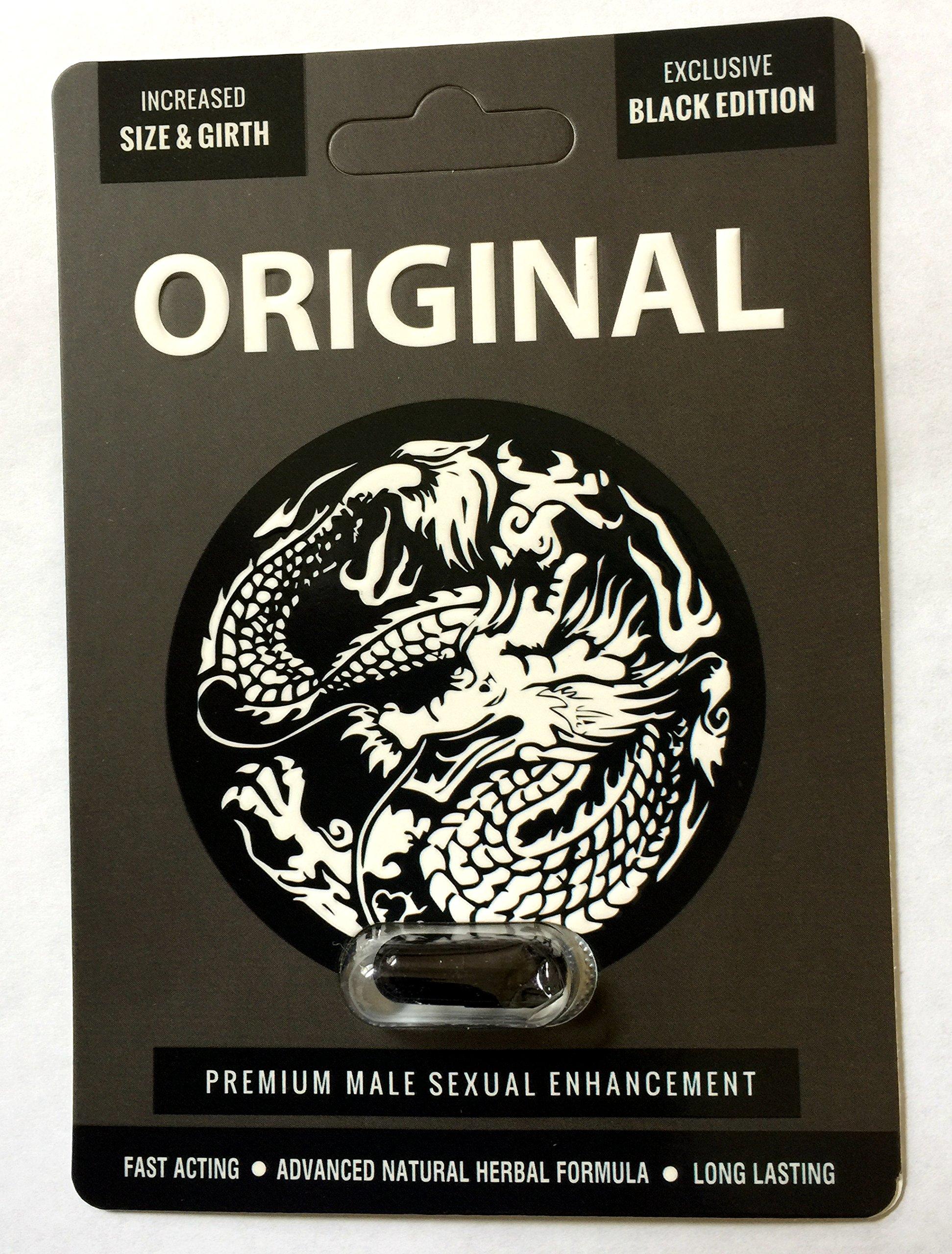 New White Dragon Original Black Male Enhancement Pills for Sex (4)