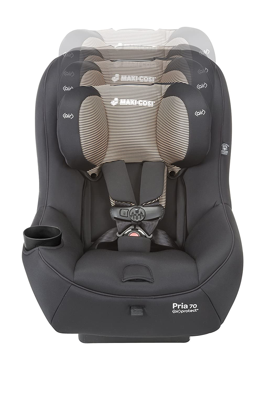 Amazon Com Maxi Cosi Pria 70 Convertible Car Seat Black Toffee Baby