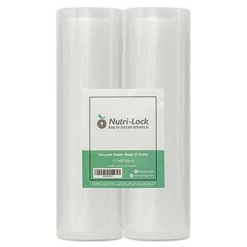 Nutri-Lock Vacuum Sealer Bags