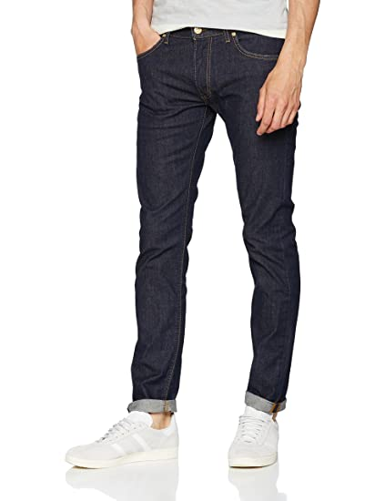 a99f37e7 Lee Men's Luke Tapered Fit Jeans, Blue (Rinse Dp), W28/L32