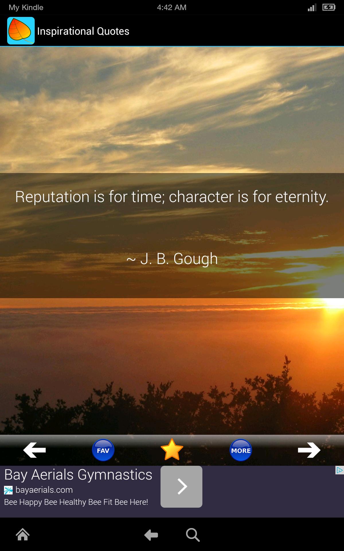 Amazon.com: Inspirational & Motivational Quotes FREE