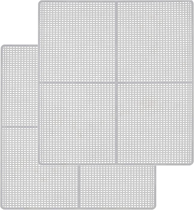 COSORI Premium Stainless Steel Food Dehydrator Machine Mesh Screen, BPA-Free Dehydrator sheets for Jerky,Meat,Beef,Fruit,Vegetable, for CP267-FD, 2pack