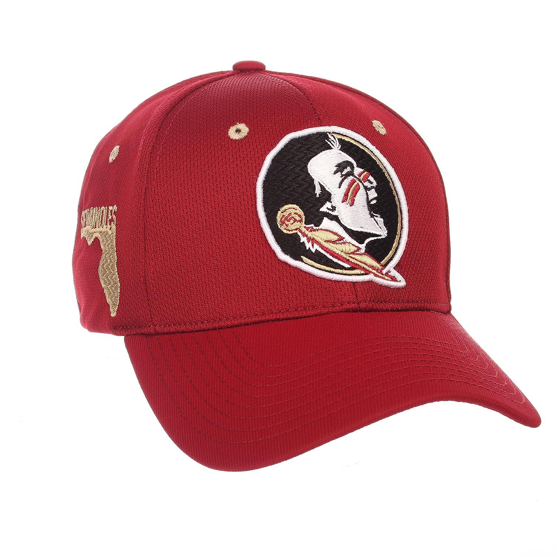 Zephyr Adult Men Rambler NCAA Hat Team Color X-Large