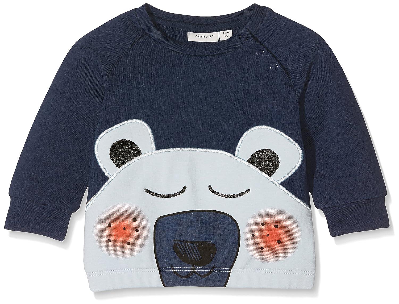 Name It Baby Boys' Nbmdas SWE O-Neck Sweatshirt 13148988