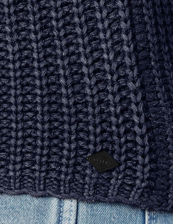 REPLAY Pullover Donna Blu (206 Blu)