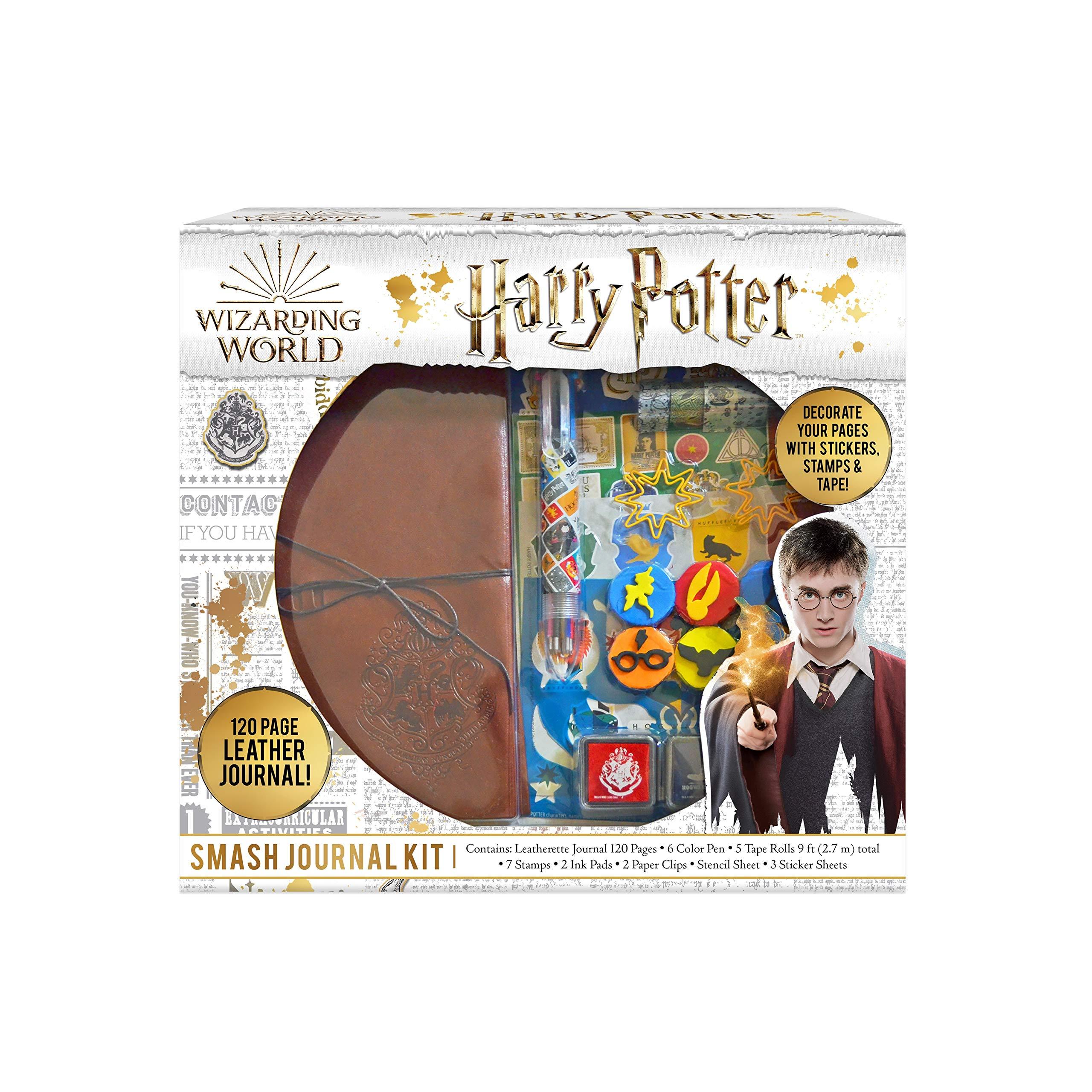 Harry Potter Smash Journal Kit 200 Page
