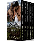 The Double Rider Men's Club, Volume 1 [Box Set 80] (Siren Publishing Menage Everlasting)