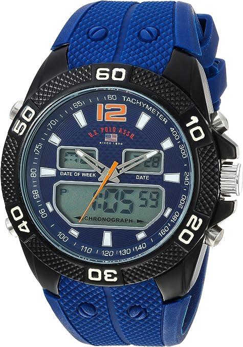 Reloj - U.S. Polo Assn. - para - US9627: Amazon.es: Relojes