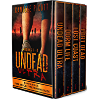 Undead Ultra Complete Series Box Set: A Post-Apocalyptic Zombie Thriller