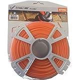 Amazon.com: Stihl 4002 710 2156 31 cabezal de 2 trimcut ...