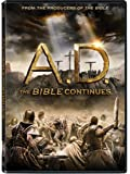 A.D. The Bible Continues (4-Disc Box Set)