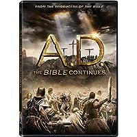 A.D. The Bible Continues (4-Disc Box Set)