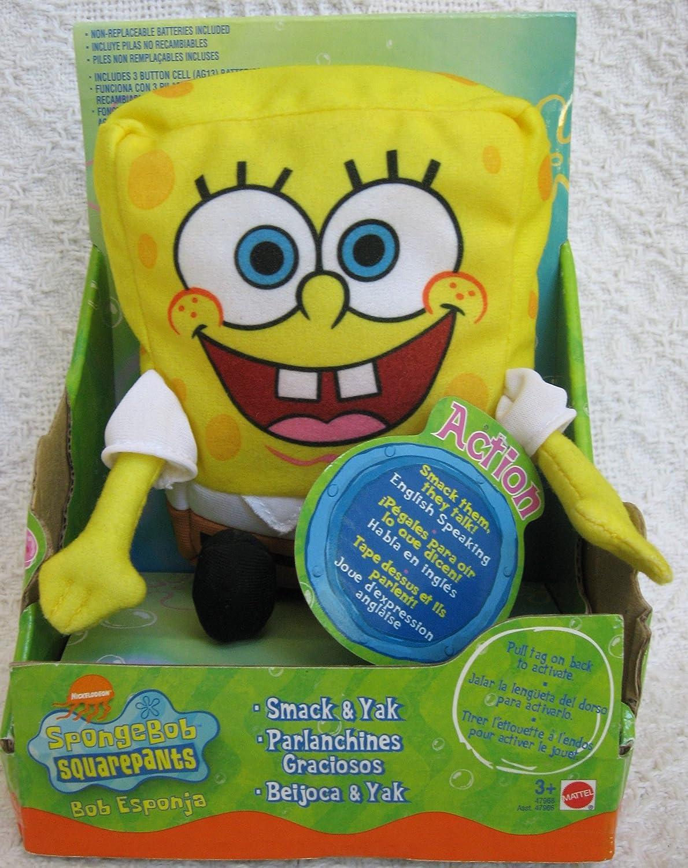 Amazon.com: Spongebob Squarepants Smack & Yak: Toys & Games