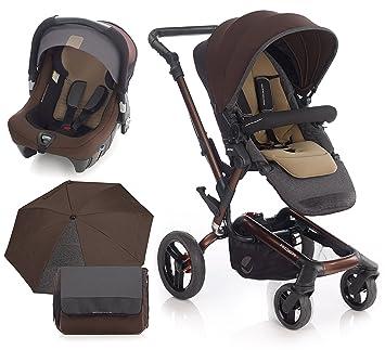Jane Rider Silla y estratos asiento de coche sistema de viaje - desierto: Amazon.es: Bebé