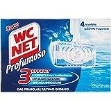 WC Net - 3Effect, Detergente per WC, Ocean Fresh, 4 tavolette - 136 g