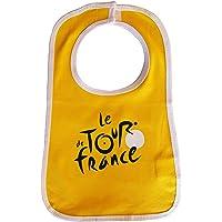 Babero para bebé, diseño del Tour de Francia