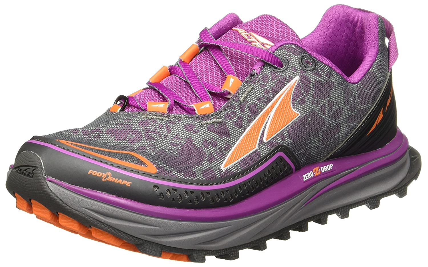 Altra Timp Trail Running Shoes - Women's B01N5HWT4U 7.5 B(M) US|Orchid