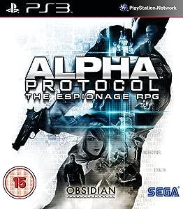 Jogo Alpha Protocol: The Espionage Rpg - Ps3