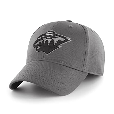 check out 7f367 13b9e ... locker room structured flex cap 40d29 fd9f4  amazon ots nhl minnesota  wild comer center stretch fit hat charcoal large x 85734 46612