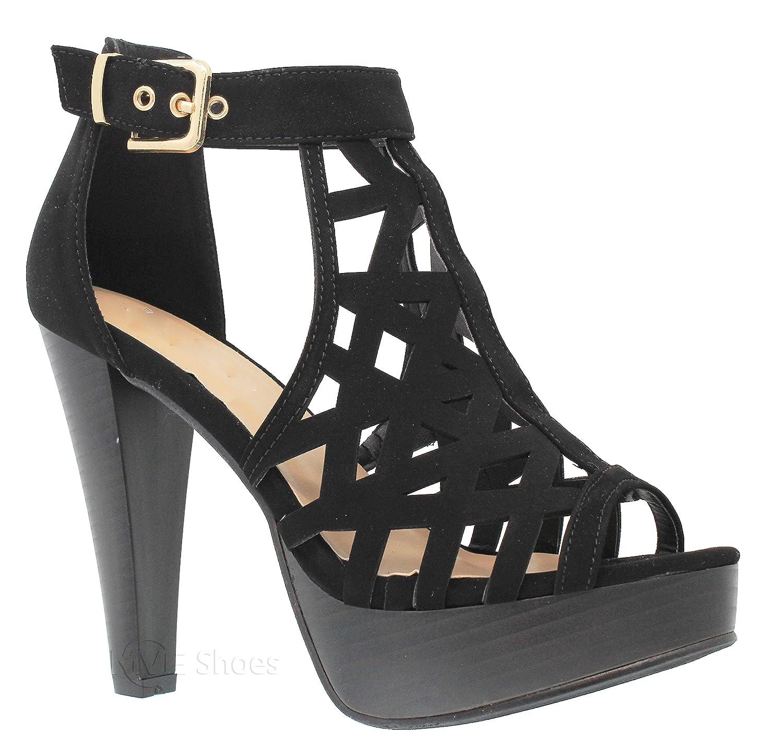 MVE Shoes レディース B07BFKCKC4 7.5 B(M) US|Black*b Black*b 7.5 B(M) US