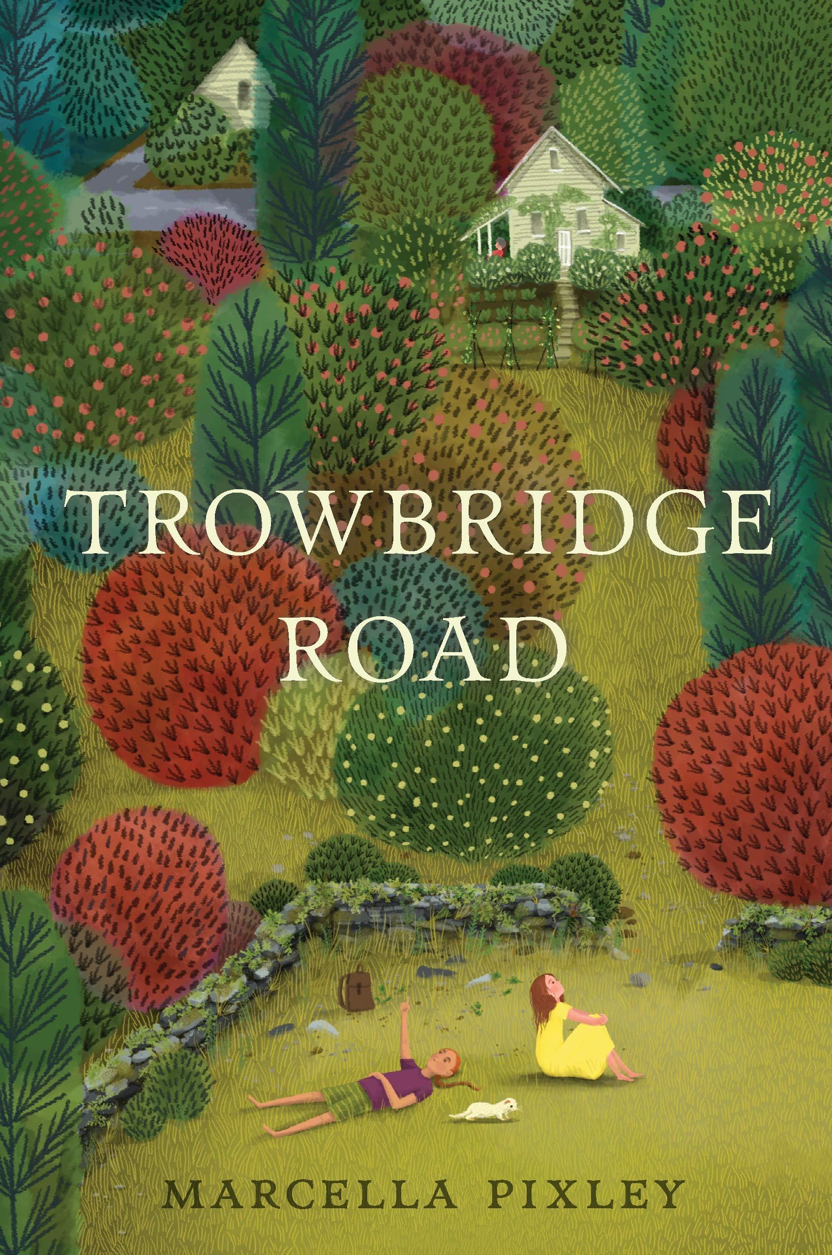 Trowbridge Road: Marcella Pixley: 9781536207507: Amazon.com: Books