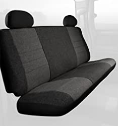 Fia OE32-95 CHARC Custom Fit Rear Seat Cover Bench Seat