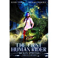 The First Human Rider: A Middang3ard Series (Dragon Approved Book 1) (English Edition)