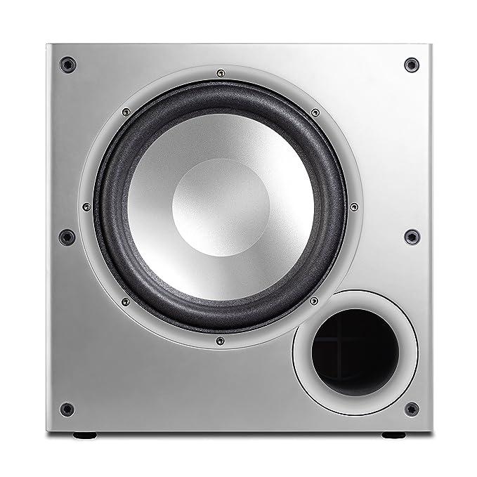 Amazon.com: Polk Audio PSW10 10-Inch Powered Subwoofer (Single ...