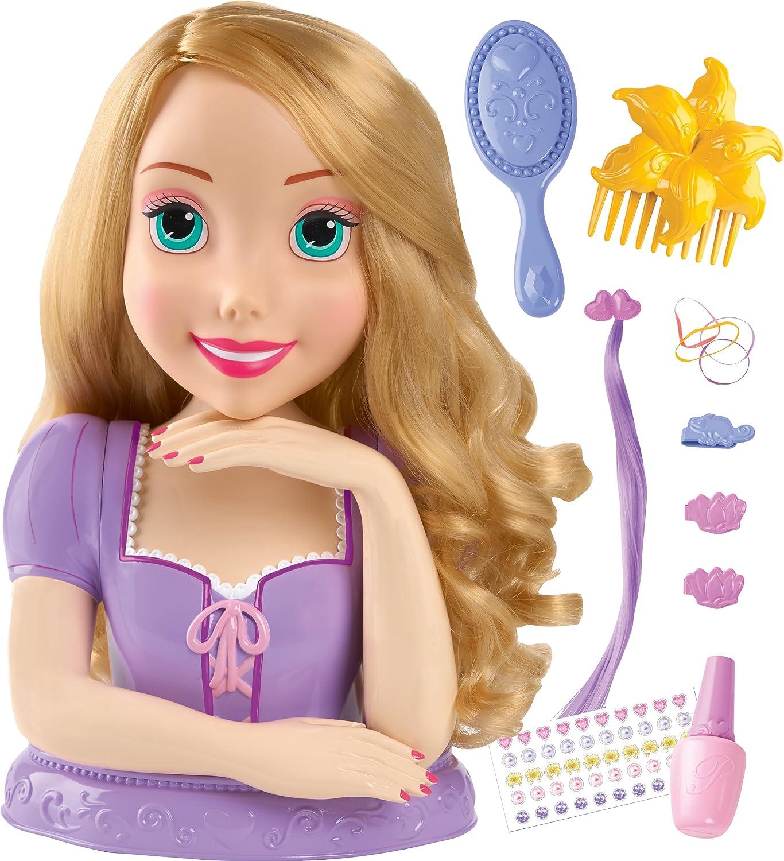 IMC Toys 211131 - Busto Deluxe Princesa Rapunzel